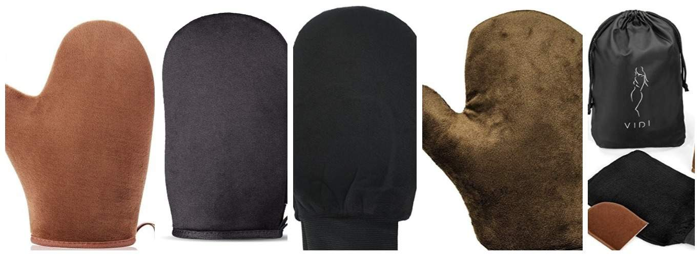 Best Self-Tanning Mitts