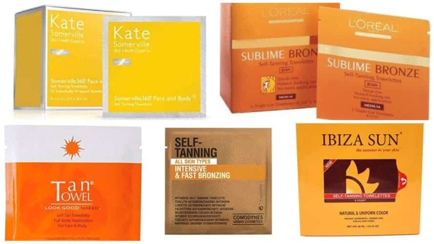 Best Self-Tanning Wipes