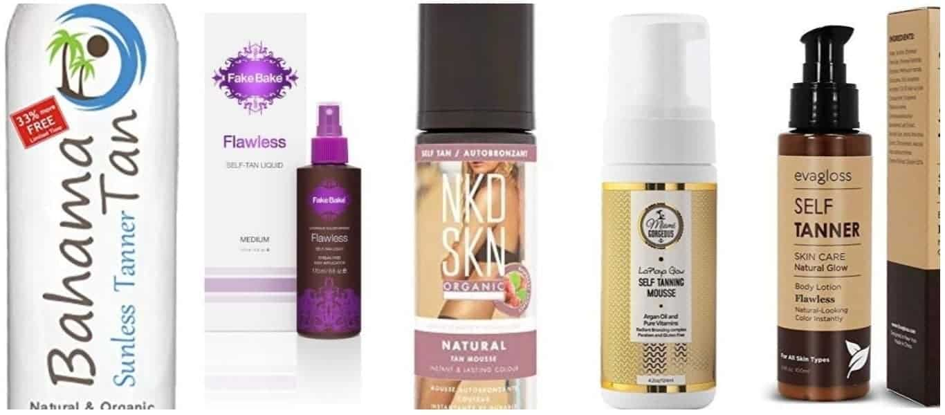 Best Sunless Tanner 2019 5 Best Smelling Self Tanners Of 2019   Good Looking Tan