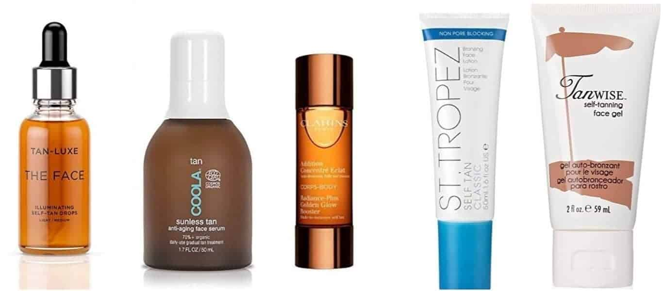 5 Best Facial Self-Tanners For Acne Prone Skin - Good Looking Tan 62d0f0348cd7