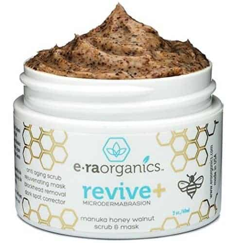 Exfoliater for face