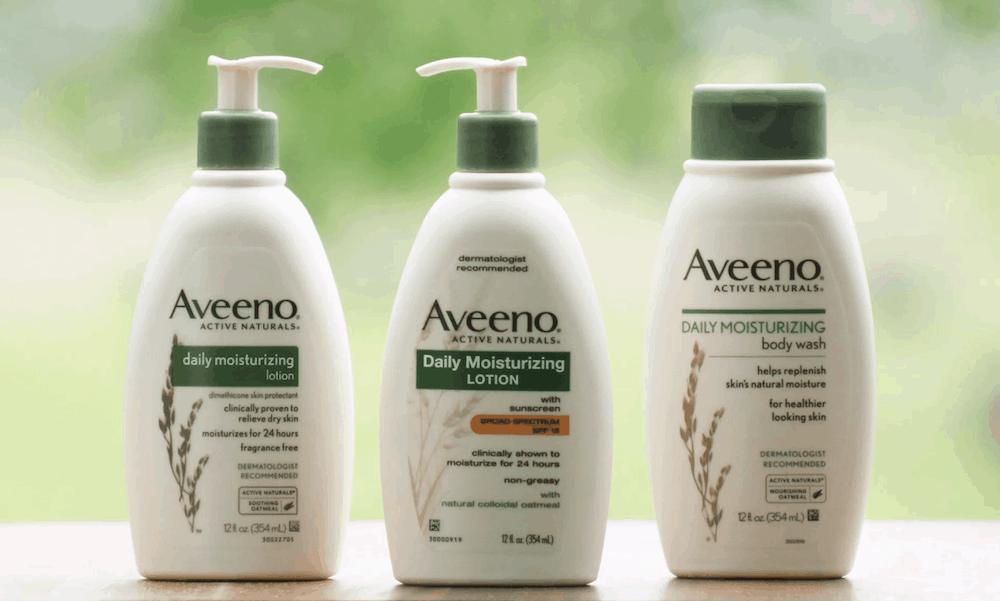 Aveeno Lotion After Spray Tan