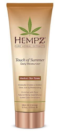 Hempz Natural Self Tanner Medium Skin Tones