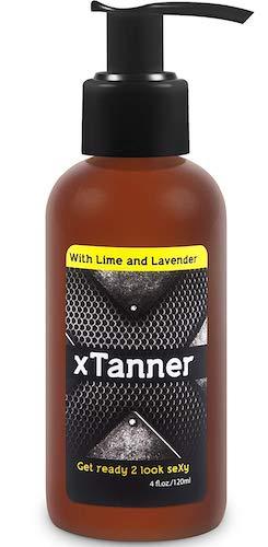 xtanner self tanner for men
